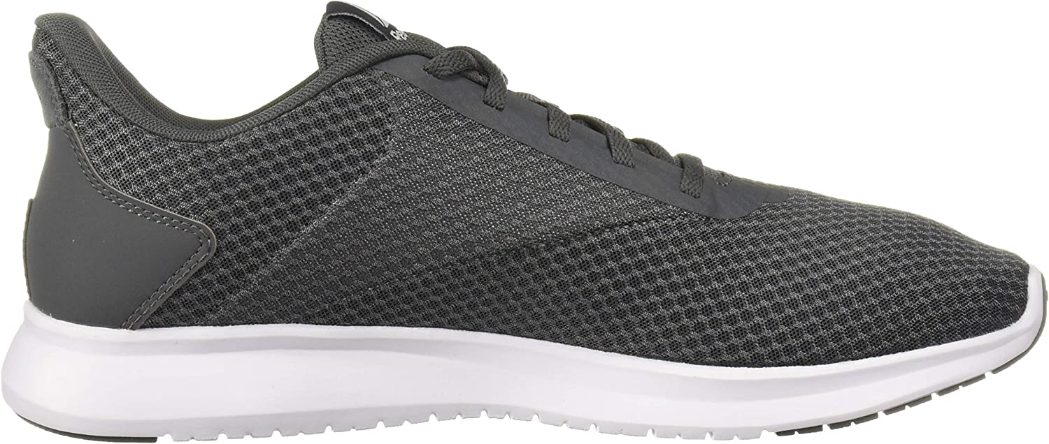 Reebok Men's Instalite Grey/Black/White/Silver