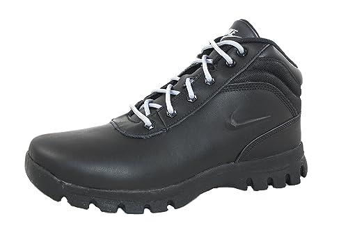 cheaper ead66 407d8 Nike Mandara Boots Steifel (GSPS) black - 35 Amazon.co.uk Shoes  Bags