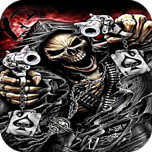 Amazon Com Tattoo Ideas Free Game Appstore For Android: Amazon.com: Evil Skeleton Live HD Wallpaper: Appstore For