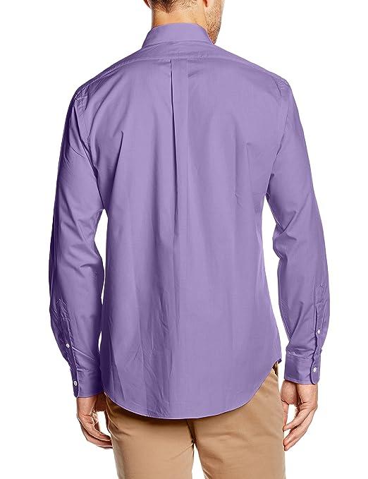 Polo Ralph Lauren - Chemise Casual - Taille Normale - Col boutonné Homme -  Violet - XX-Large  Amazon.fr  Vêtements et accessoires 45b986172682
