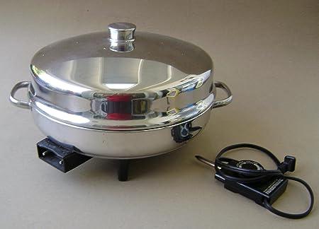 Lagostina Q5544464 Martellata Tri-ply Hammered Stainless Steel Copper Dishwasher Safe Oven Safe Stockpot Casserolle Cookware, 3-Quart, Copper