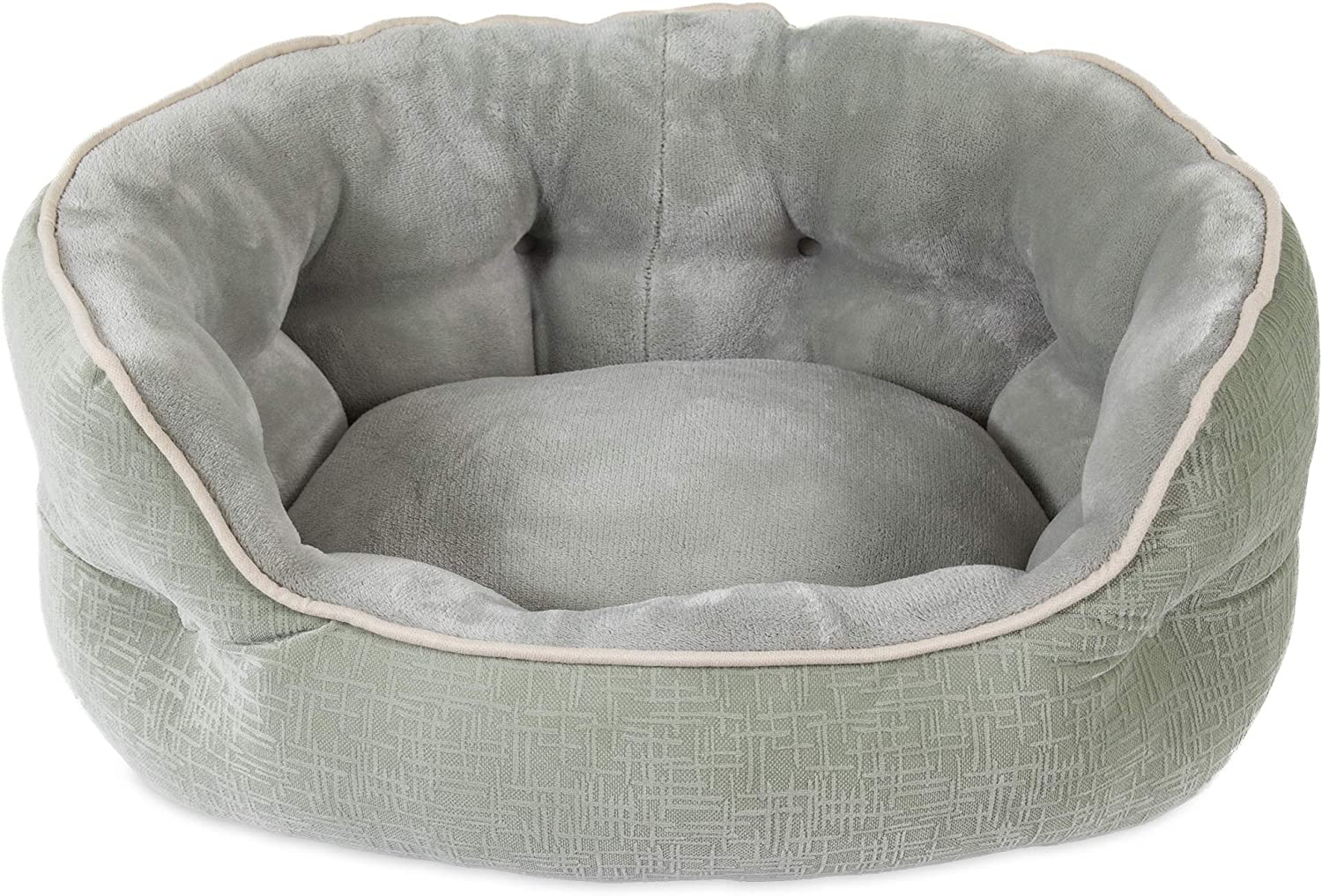 Paws Pals Pet Beds for Dogs and Cats – Pets Pillow Bed Best for Small, Medium, Large, XL, XXL XXXL Dog, Puppy, Cat Kittens – 2019 Newly Designed Indestructible Cuddler Couch Washable Accessories