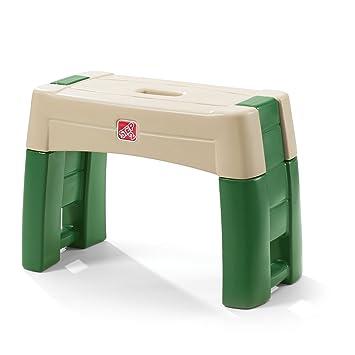 Amazoncom Step2 Garden Kneeler Seat Durable Plastic Gardening
