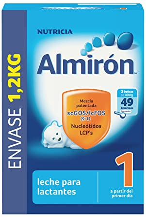 Almirón 1 Leche de inicio en polvo a partir del primer día - 1,2