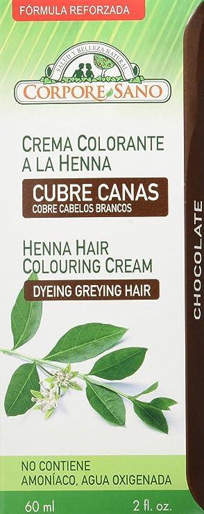 CR.COLORANTE HENNA CHOCO 60ml