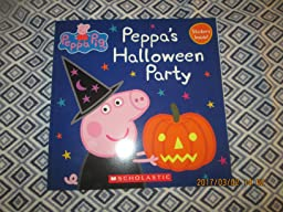 Peppas Halloween Party (Peppa Pig: 8x8) by