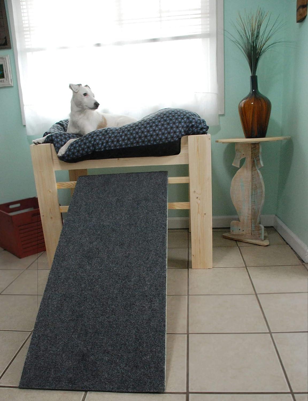 Amazoncom Dog Bed Platform Wide Handmade Wood Raised Dog Bed