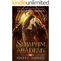 Seraphim Academy 2: Sinful Things book cover