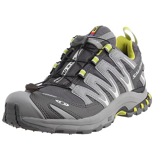 Salomon XA Pro 3D Ultra 2 GTX W 127624 - Zapatillas de Running para Mujer, Mujer, Grey-Green: Amazon.es: Deportes y aire libre