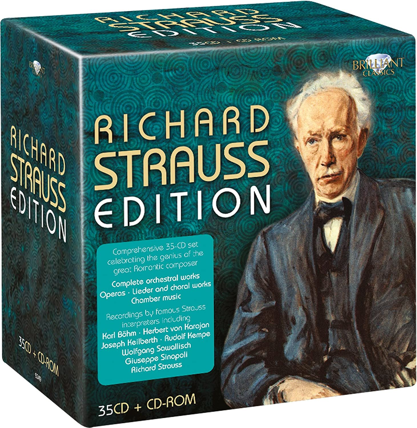 Richard Strauss (1864-1949) - Page 4 81V-NXAUc4L._SL1500_
