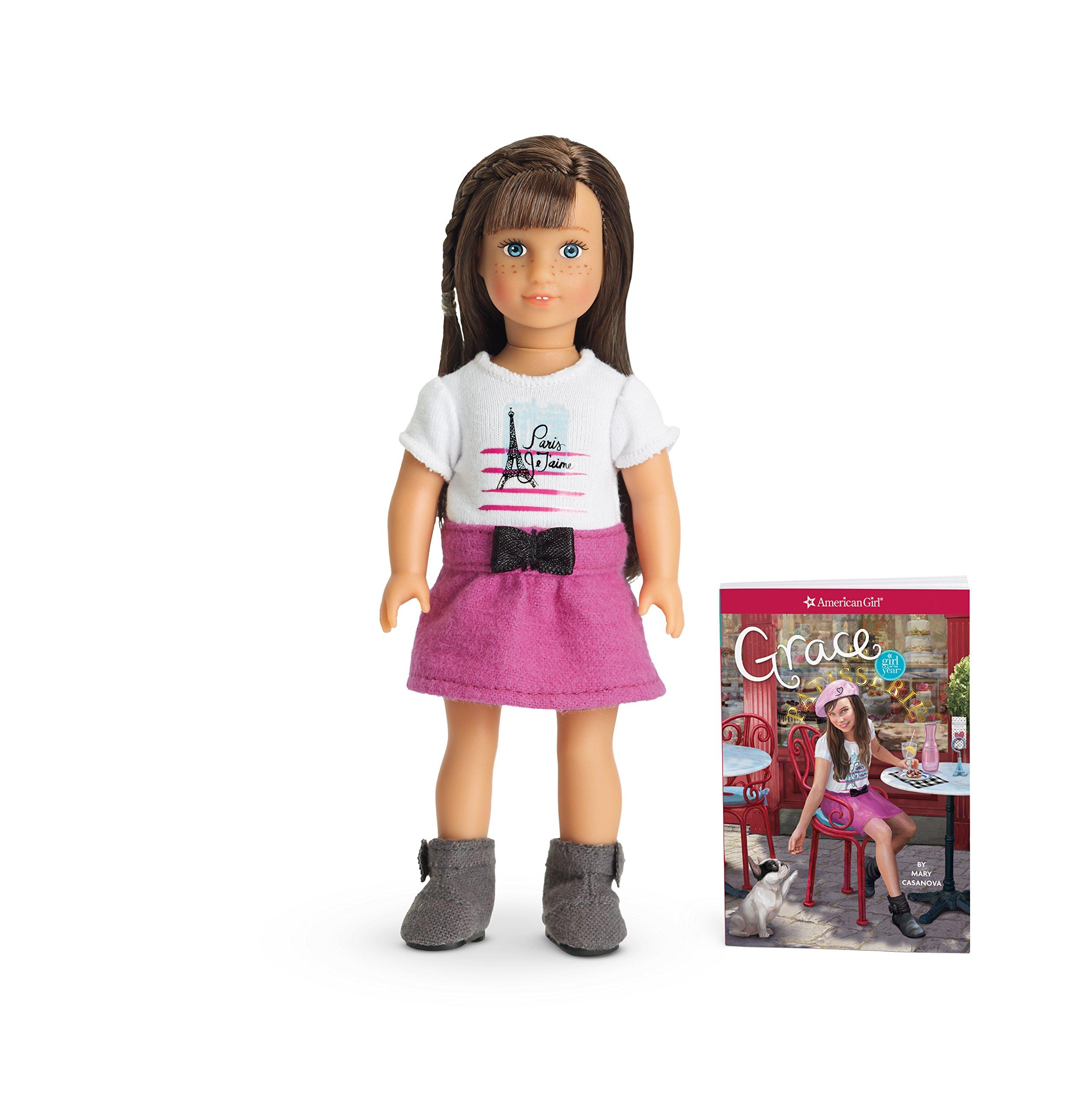 Grace Mini Doll & Book Mary Casanova Amazon