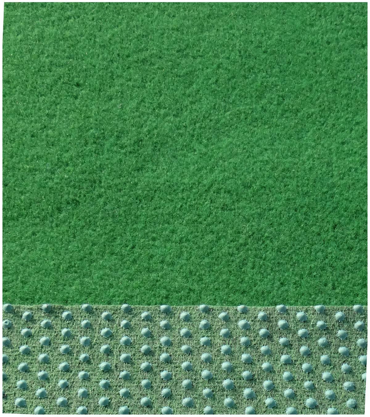 Kunstrasen, Rasenteppich,400 cm Breite Farbe grün (500 x 400 cm) B07N8W43WJ Teppiche