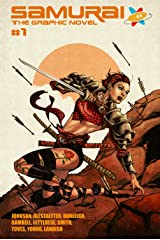 Samurai, The Graphic Novel Mass Market Paperback