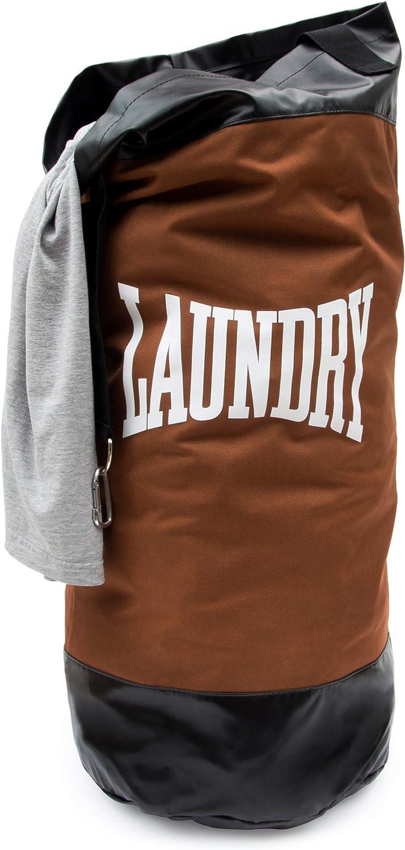 Suck UK Laundry Basket | Punching Bag & Hamper | Washing Bin | Novelty Gifts |, Brown