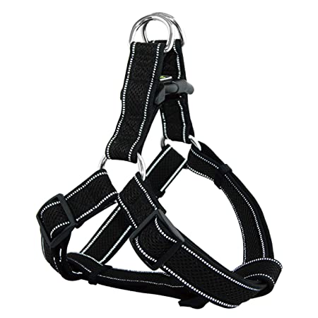 Amazon Com Doco Athletica Air Step In Harness Reflective Small