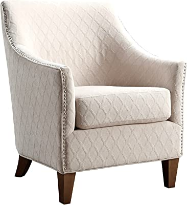 Comfort Pointe Ellery Club Chair White Products Club Chairs