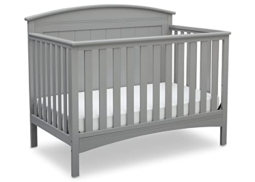 This Lovely Crib Boasts Clean Lines And Subtle Detailing To Make It A  Wonderful Complement To Any Nursery. Its Sturdy, Solid Wood Construction  And 4 In 1 ...