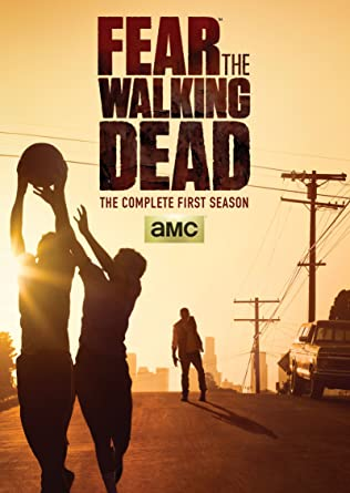 Fear The Walking Dead Temporada 1 720p  Dual Latino-Ingles
