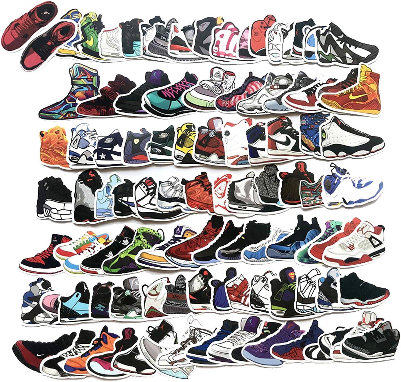 100 Piezas de Moda Marca Zapatillas de Baloncesto Zapatos de ...