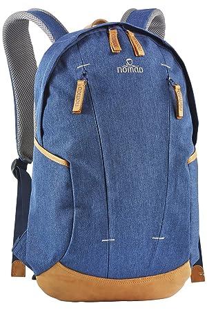 Nomad Mochila de a Diario, Azul Oscuro (Azul) - BUSENLN1B-B16-736: Amazon.es: Equipaje