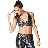 Zumba Fitness Find Your Shine Soutien-gorge Femme Back to
