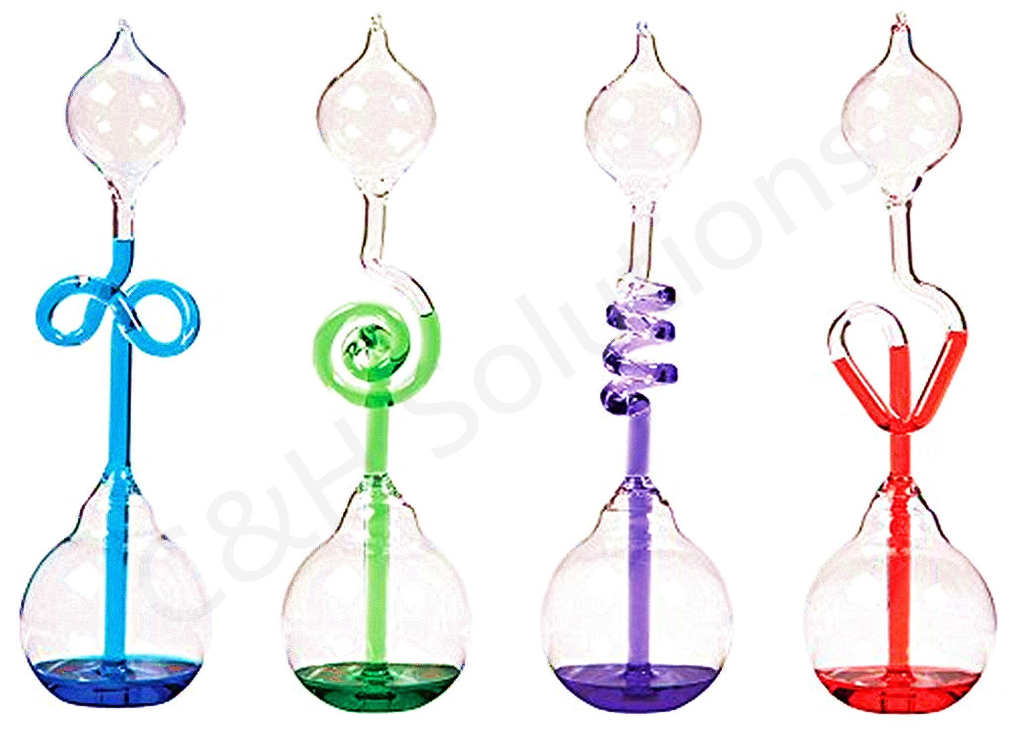Colorful Office Thinking Hand Boiler Glass Science Energy Transfer Children S.. 6