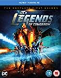 Dc'S Legends Of Tomorrow: The Complete First Season [Edizione: Regno Unito] [Edizione: Regno Unito]