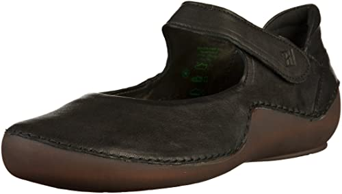 Womens Kapsl_282066 Low-Top Sneakers, Red (Rosso/Kombi 72), 6 UK (39 EU) Think