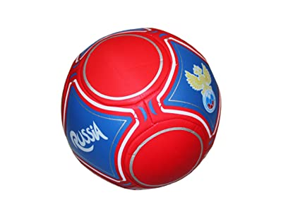 Amazon.com  Russia FIFA World Cup Soccer Ball Size 5.. New  Toys   Games ba41bc25d72e