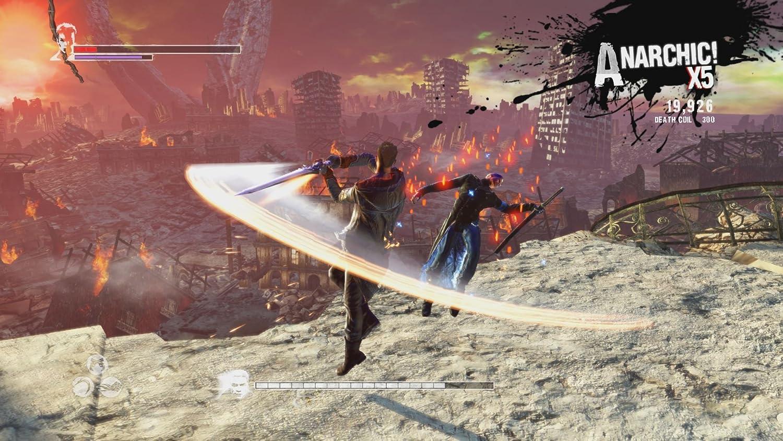 Capcom Devil May Cry: Definitive Edition Xbox One Básico Xbox One Alemán vídeo - Juego (Xbox One, Acción / Lucha, M (Maduro)): Amazon.es: Videojuegos