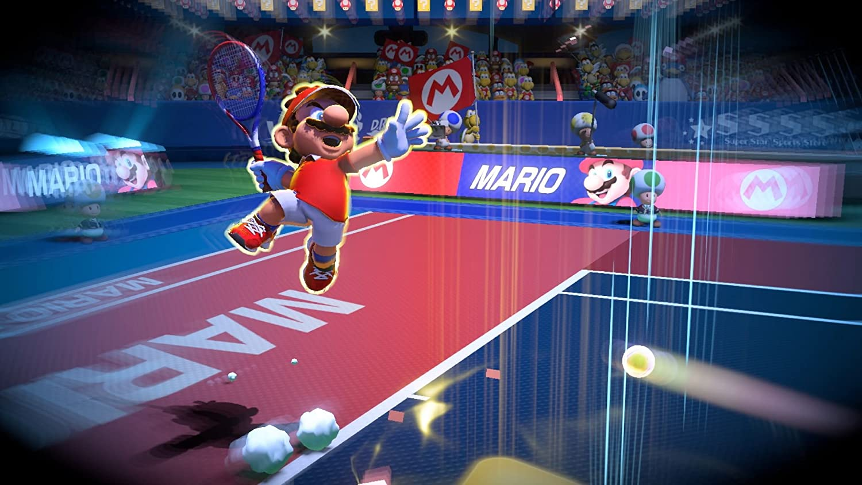696b12962bb7 Mario Tennis Aces (Nintendo Switch)  Amazon.co.uk  PC   Video Games