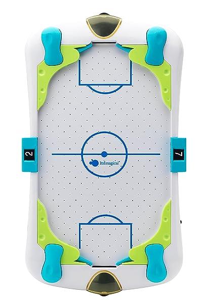itsImagical - Go-Air Football, Juego de fútbol a propulsión (Imaginarium 77177): Amazon.es: Juguetes y juegos