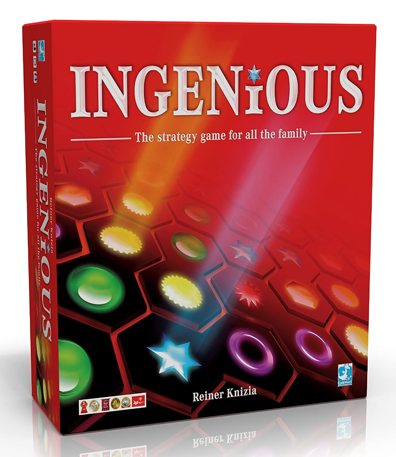 [UK-Import]Ingenious The Board Game