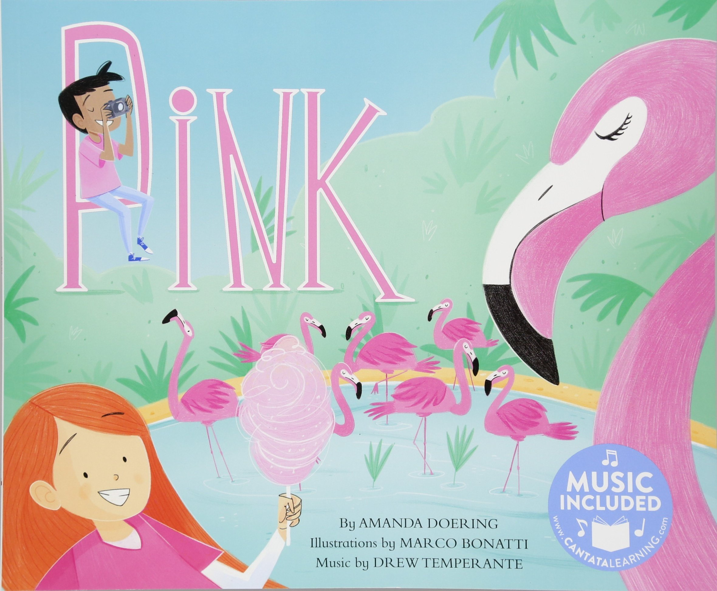 Download Pink (Sing Your Colors!) PDF