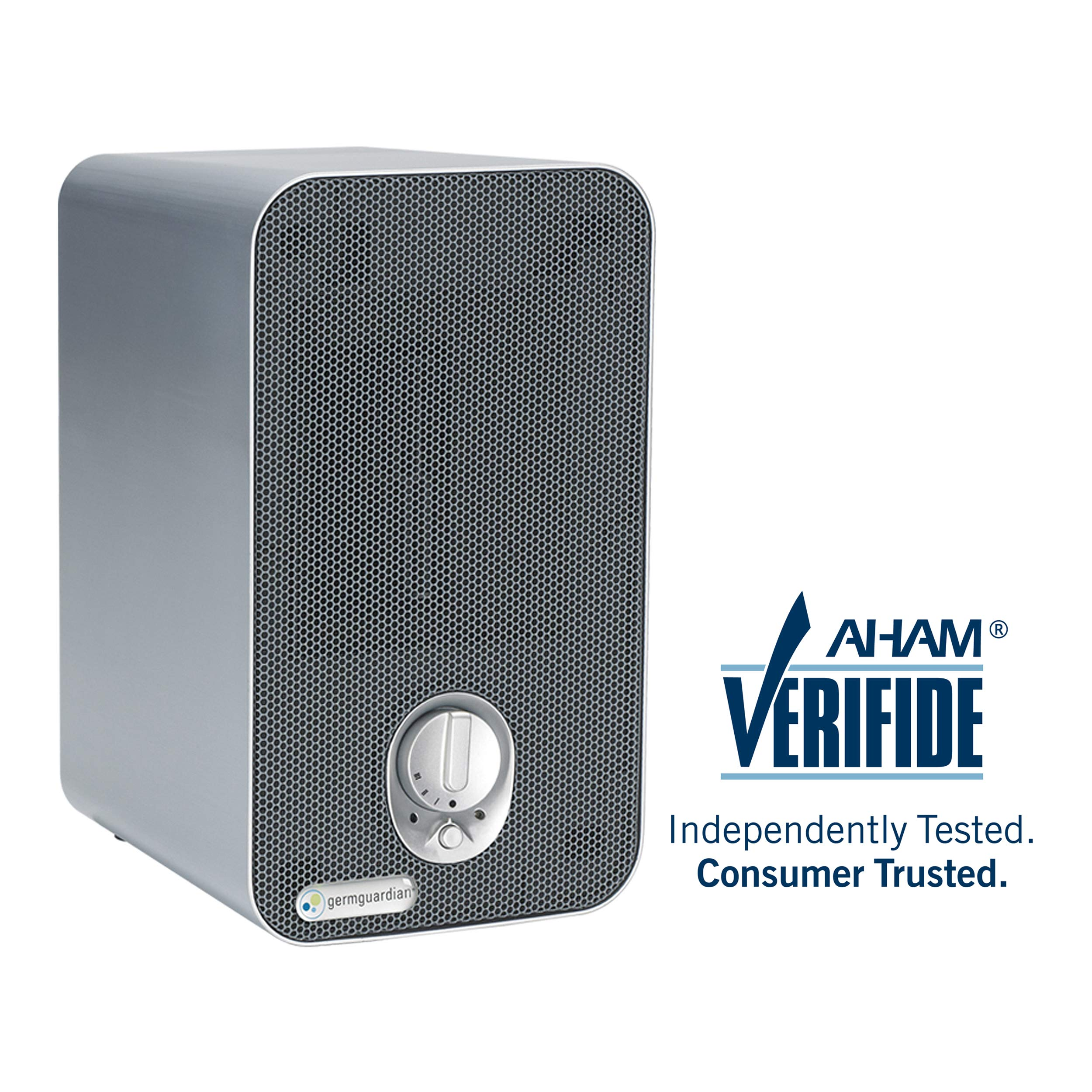 GermGuardian AC4100 3-in-1 Desktop Air Purifier for Home, HEPA Filter,