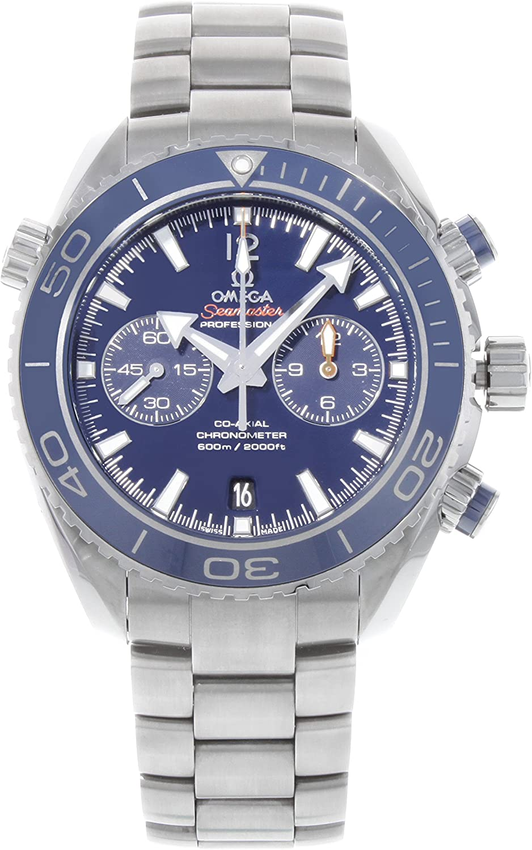 Omega Seamaster Planet Ocean Chronograph Mens Watch 232.90.46.51.03.001