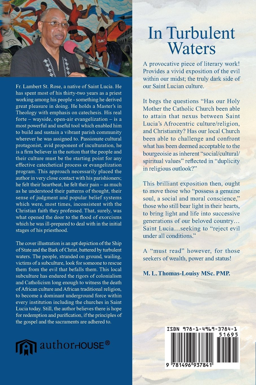 In Turbulent Waters: J. Lambert St Rose: 9781496937841: Amazon.com: Books