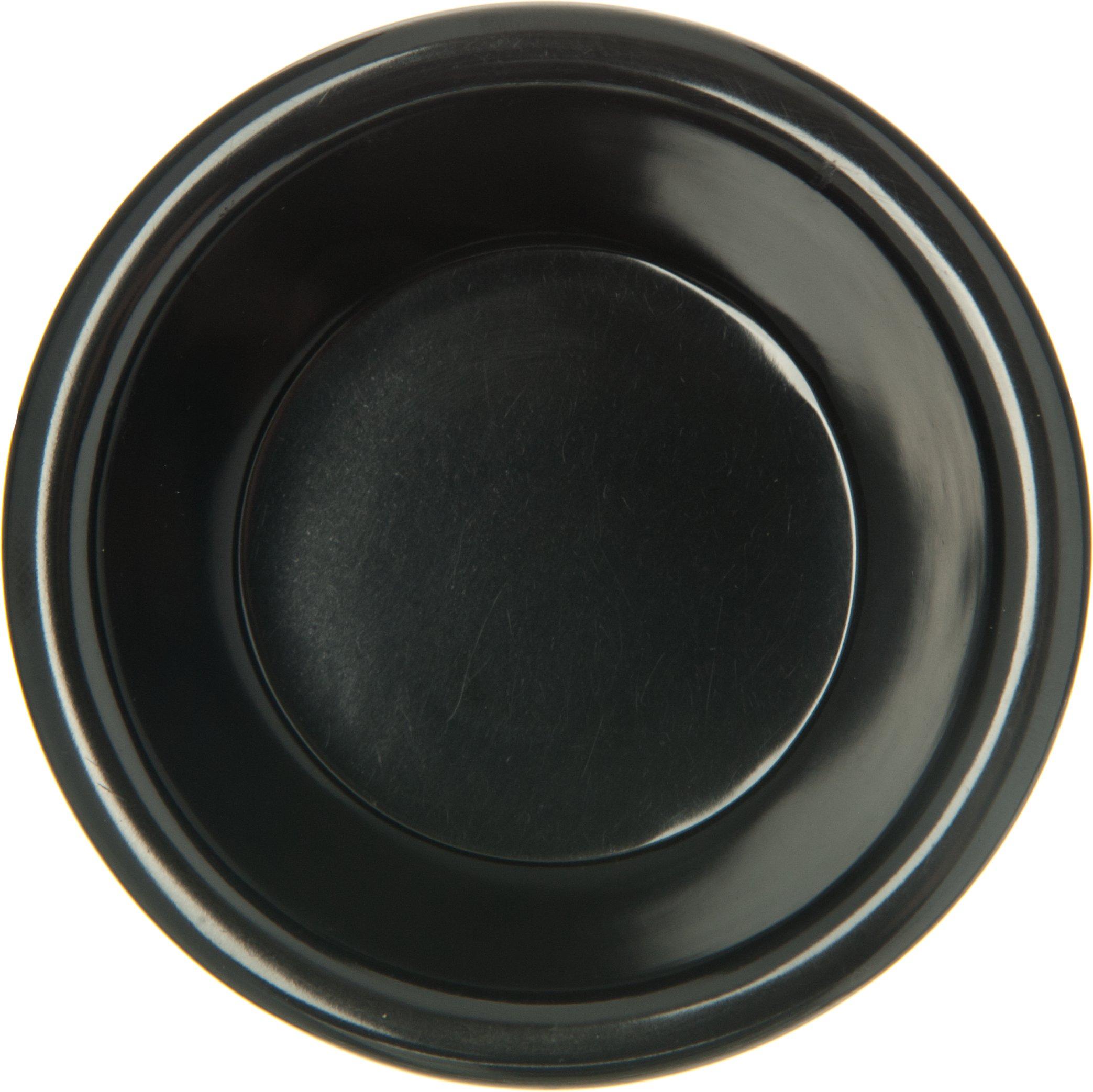 Carlisle S28503 Melamine Smooth Ramekin, 4 oz. Capacity, Black (Case of 48) by Carlisle (Image #3)