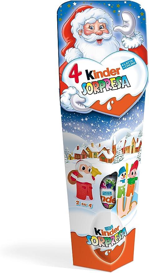 Kinder Sorpresa - Pack de 5 x 60 g - Total: 300 g: Amazon.es ...