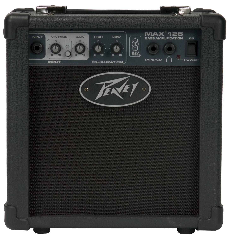 Peavey Max126 Bass Amplifier