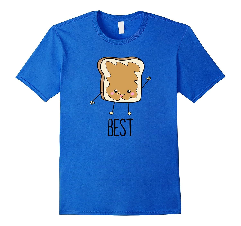d6bf67b4df47 ... peanut er and jelly cute kawaii t shirt cute bff shirts fl ...