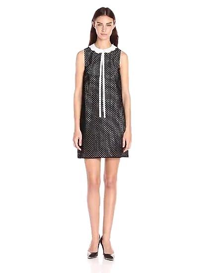 Cece By Cynthia Steffe Women S Joelle Scallop Collar Dress At Amazon