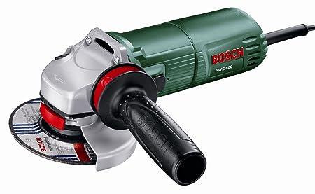 Bosch Banco Di Lavoro Bosch Junior : Bosch pws angle grinder old version amazon diy tools