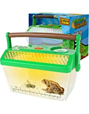0a32567cc6 Nature Bound Bug Catcher Critter Barn Habitat for Indoor Outdoor Insect  Collecting with Light Kit