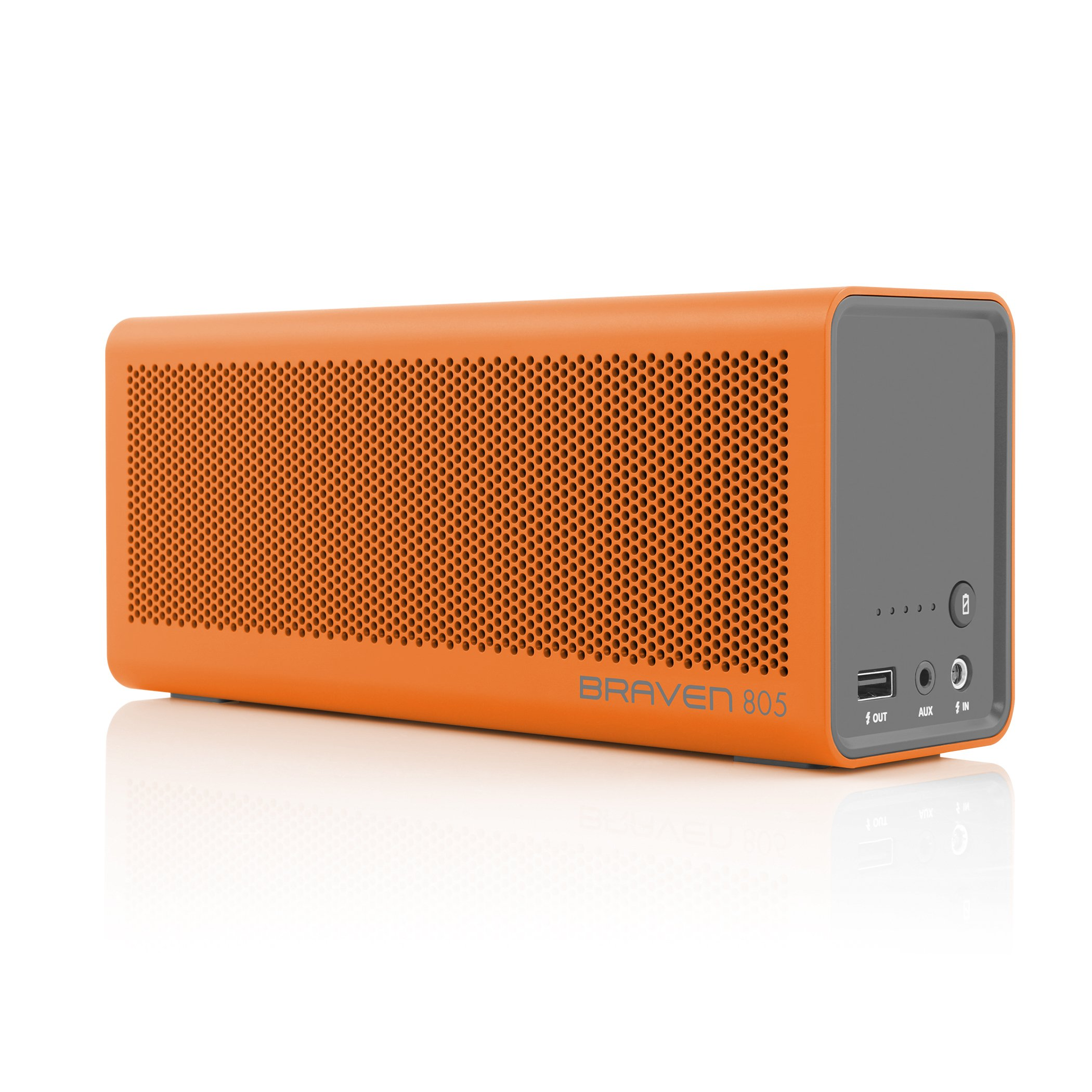 Parlante Bluetooth Braven 805 Portable Wireless [18 Hour Pla
