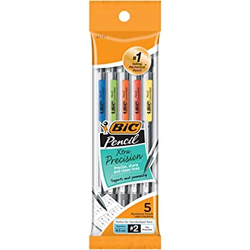 BIC Mechanical Pencil, Fine Point 0.5 mm, 60 Pencils