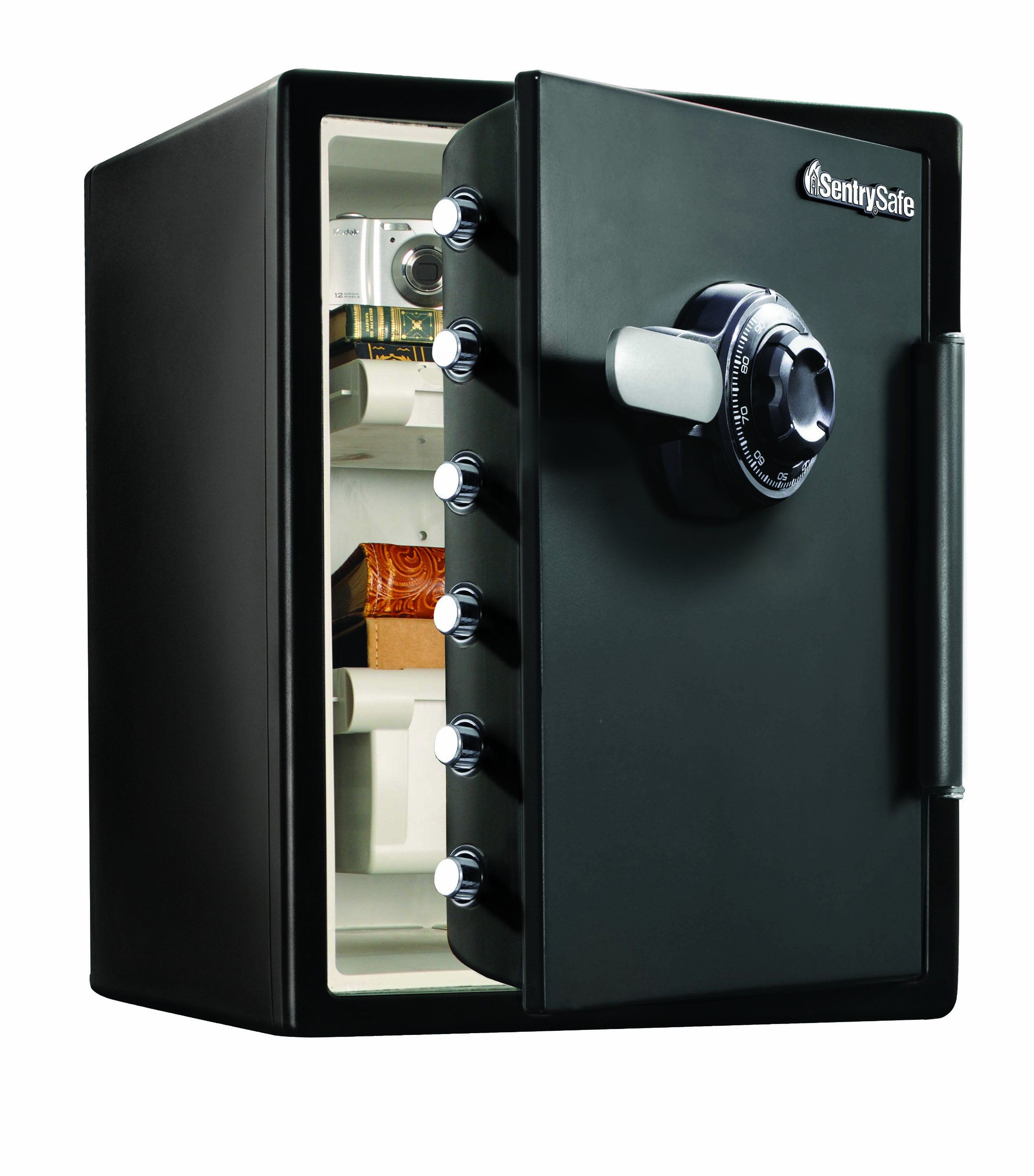 SentrySafe Fire and Water Safe, XX Large Combination Safe, 2.05 Cubic Feet, SFW205CWB