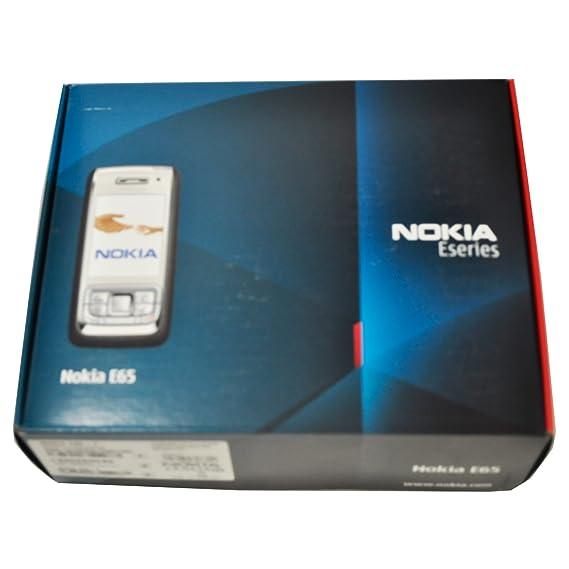 Amazon. Com: nokia e65-1 50mb factory unlocked original collectors.