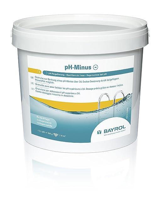 11 opinioni per Bayrol 11 94112 PH-Minus, 6 kg [Importato da Germania]