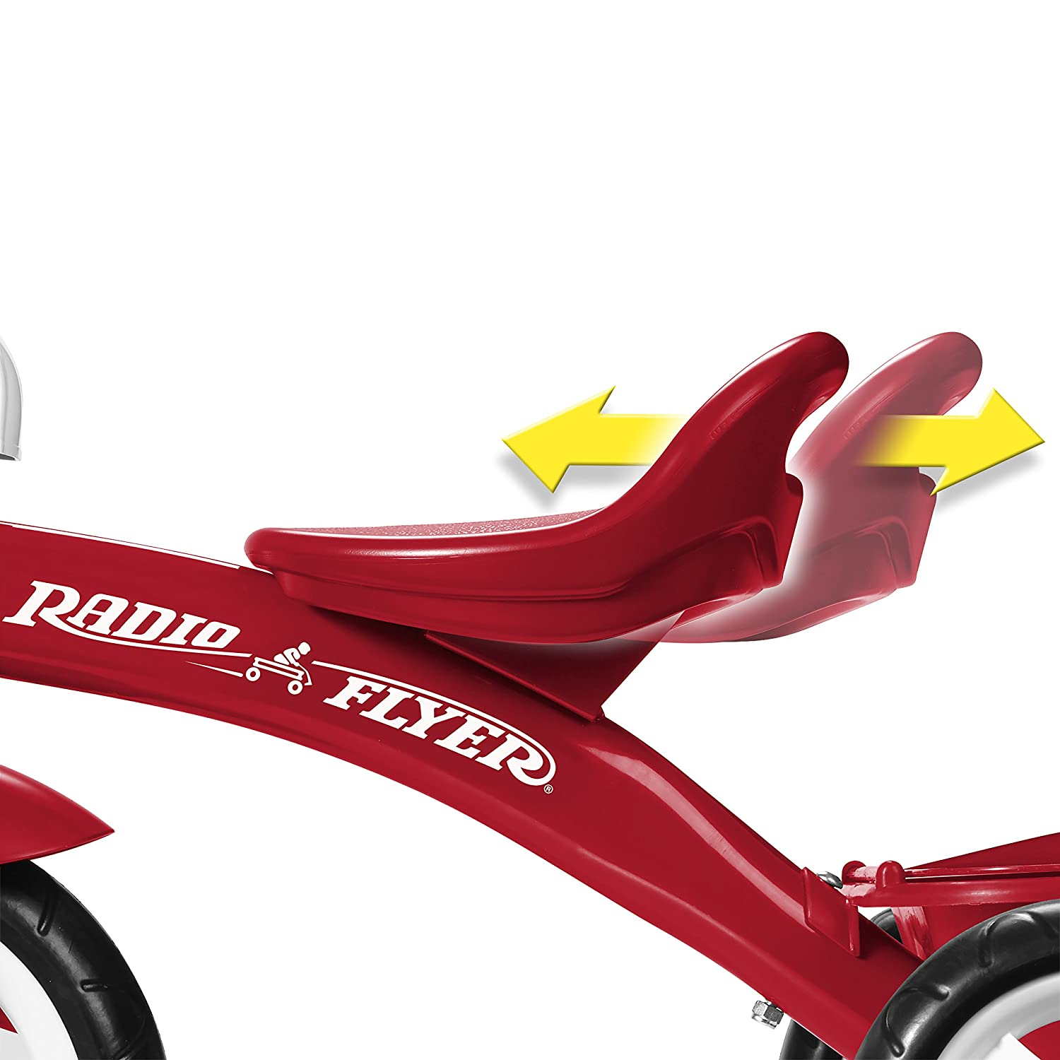 517a5ed6c2c Radio Flyer, Triciclo, Rojo: Radio Flyer - Import: Amazon.com.mx: Juegos y  juguetes